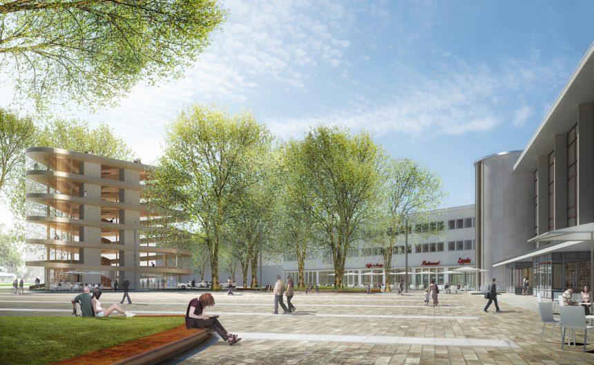 1 Platz Wettbewerb Bahnhofsvorplatzgestaltung in Heidelberg